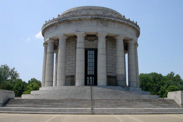 george rogers clark memorial -#main