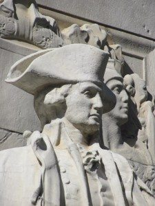 Washington and 'Valor' in profile