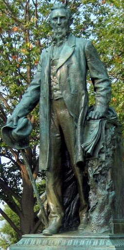 """Ezra Cornell now interacts with Students through """"Dear Uncle Ezra"""" website."""